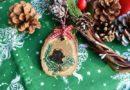 Новогодние игрушки на елку своими руками. Идеи из подручных материалов для детей со схемами и шаблонами