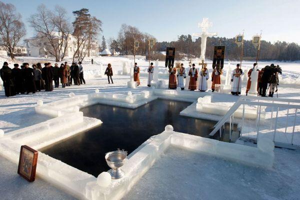 Где купаться на Крещение 2020 в Москве и Московской области: список мест