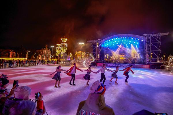 Ледовые шоу
