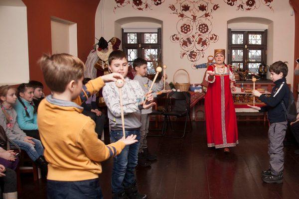экскурсия в музее «Дедушкин чердак»