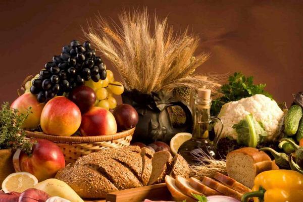 продукты на праздник