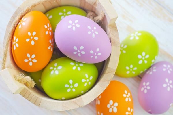 идеи как красить яйца