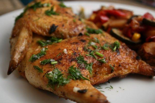 цыпленок Табака от Сталика