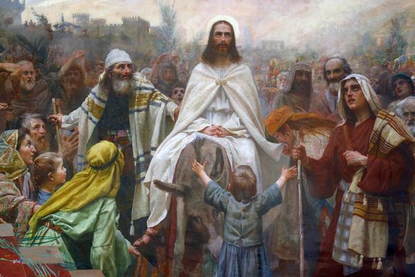 история праздника Вербное