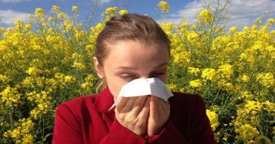 Аллергия весной на цветение — симптомы и как от нее избавиться