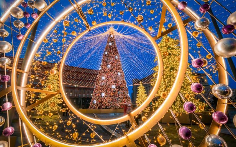 Куда сходить на Новый год в Москве в 2021 году