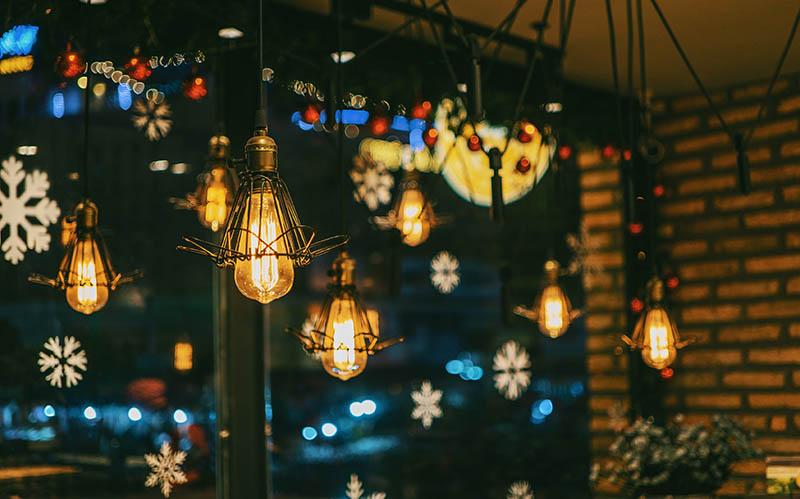 Ресторан на новый год