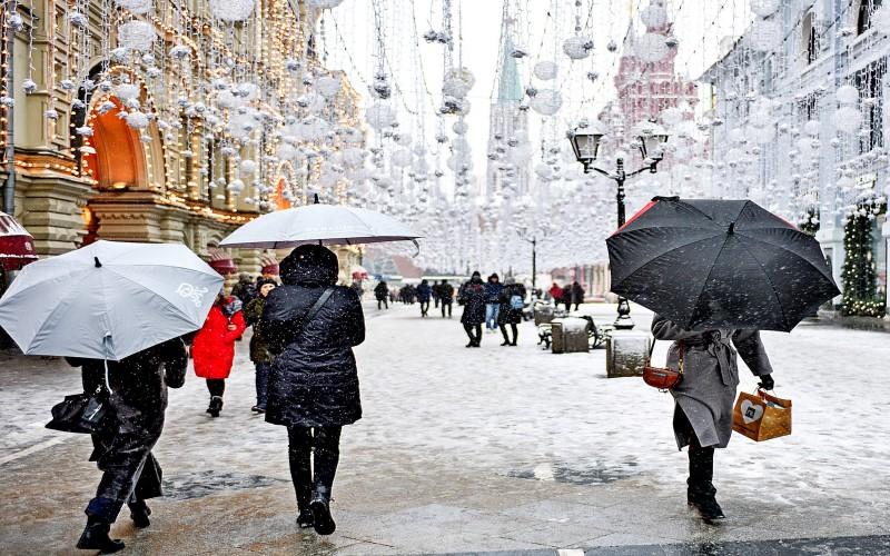 Выпадет ли снег на Новый год в Москве